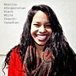 """Mestiza, Afroperuvian, Black, White, French-Canadian"" Digital Photograph, Rema Tavares"